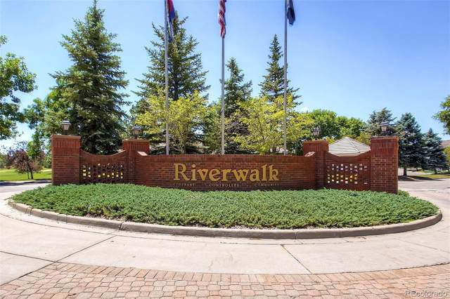 2895 W Riverwalk Circle #104, Littleton, CO 80123 (#6048495) :: Realty ONE Group Five Star