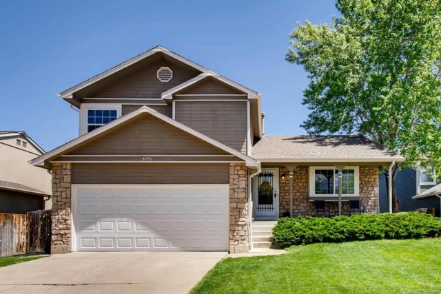 6252 S Owens Court, Littleton, CO 80127 (#6048618) :: The Pete Cook Home Group