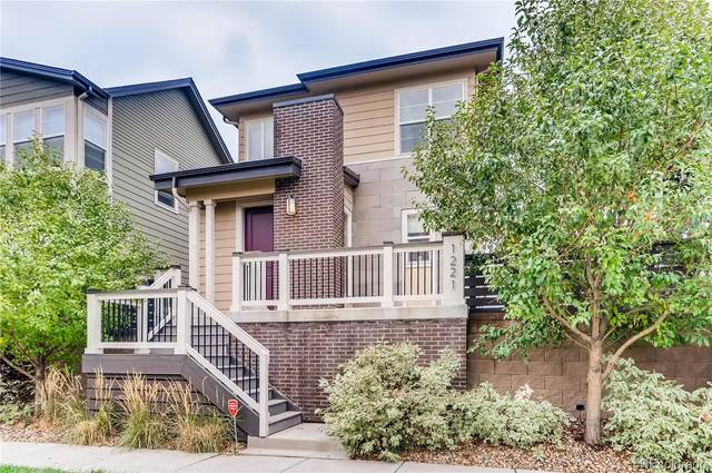 4100 Albion Street #1221, Denver, CO 80216 (MLS #6048653) :: 8z Real Estate