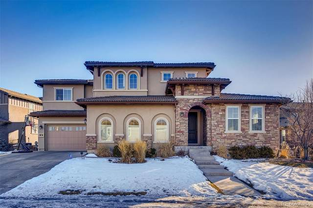 30 Morningdew Place, Highlands Ranch, CO 80126 (#6048777) :: The Griffith Home Team