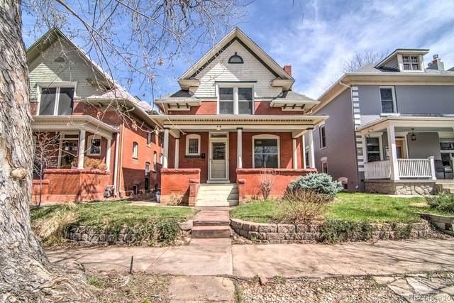 86 Pearl Street, Denver, CO 80203 (MLS #6049444) :: Kittle Real Estate