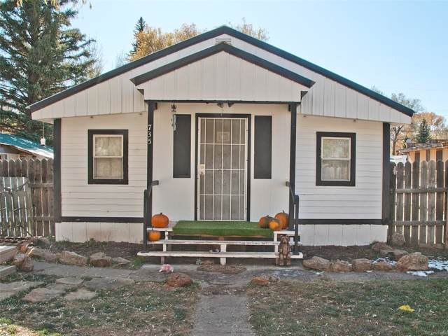 735 & 731 San Juan Avenue, Saguache, CO 81149 (#6049693) :: The DeGrood Team