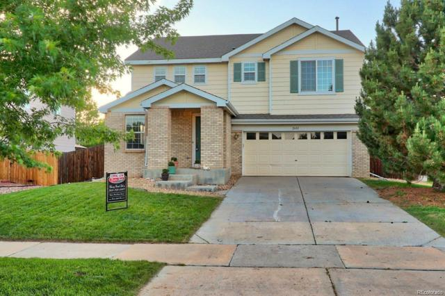 2601 S Danube Way, Aurora, CO 80013 (#6050451) :: The Griffith Home Team