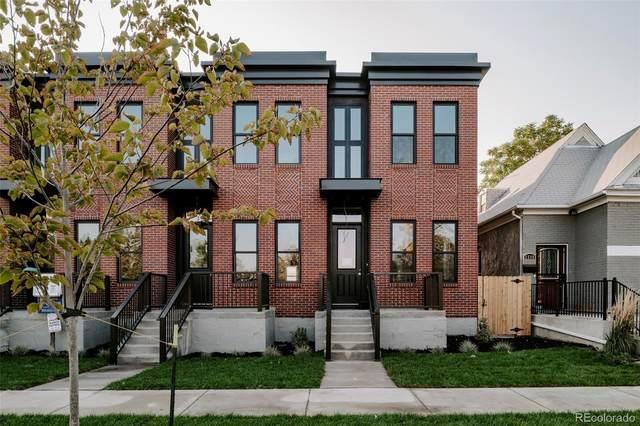 2848 California Street, Denver, CO 80205 (#6050940) :: Peak Properties Group