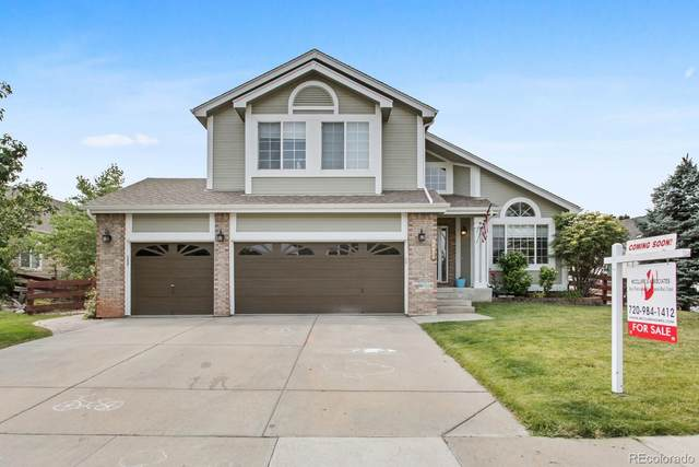 16826 W 62nd Place, Arvada, CO 80403 (#6051121) :: The DeGrood Team
