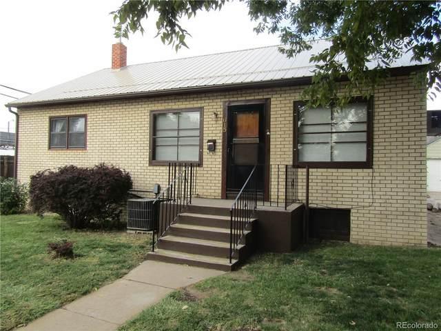 615 Meeker Street, Fort Morgan, CO 80701 (#6051139) :: The DeGrood Team