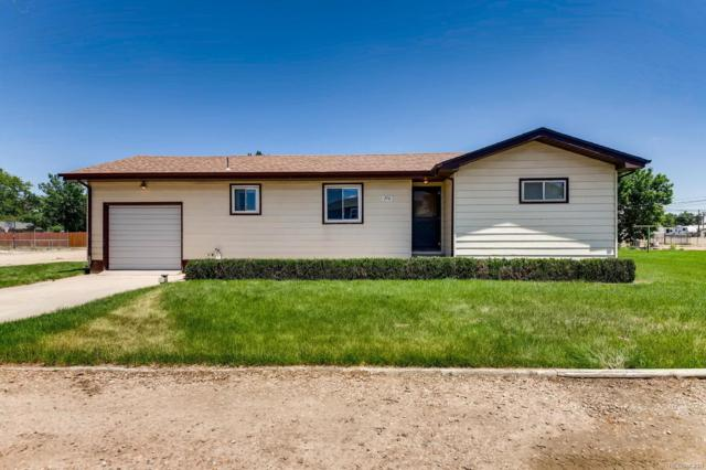 710 S Mckinley Avenue, Fort Lupton, CO 80621 (#6051285) :: The Heyl Group at Keller Williams