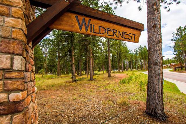 645 Chipmunk Drive, Woodland Park, CO 80863 (MLS #6051507) :: The Space Agency - Northern Colorado Team