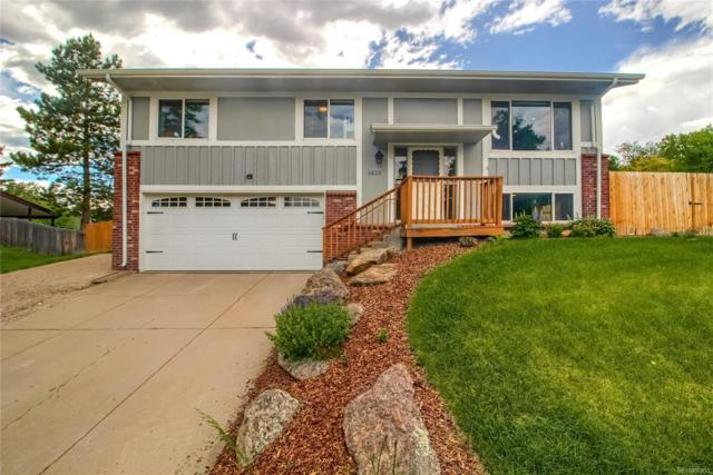 1425 S Welch Circle, Lakewood, CO 80228 (#6051751) :: The Heyl Group at Keller Williams