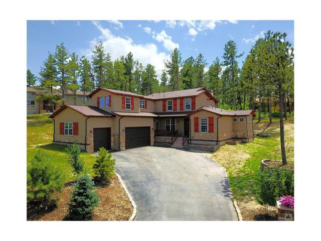 7947 Monarch Road, Larkspur, CO 80118 (MLS #6051781) :: 8z Real Estate