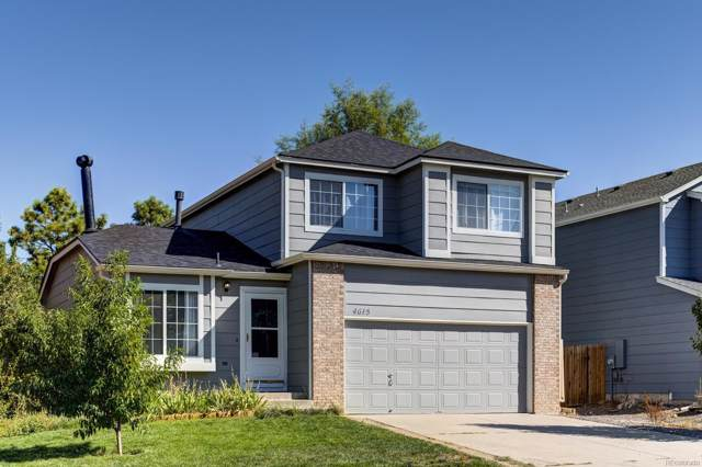 4615 E Andover Avenue, Castle Rock, CO 80104 (#6052418) :: The Heyl Group at Keller Williams