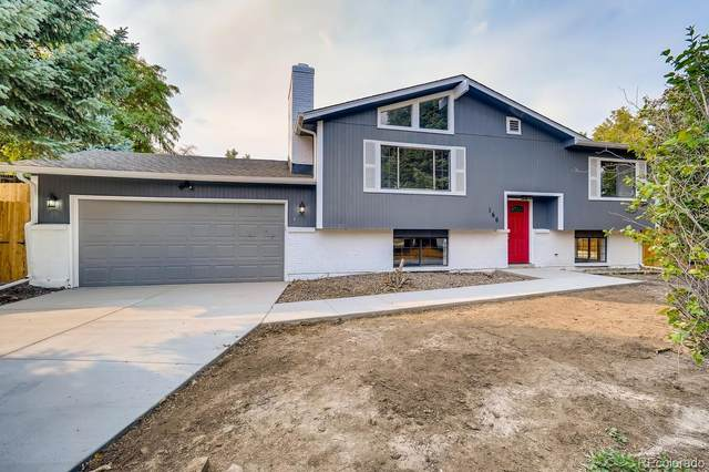 166 Zang Way, Lakewood, CO 80228 (#6052729) :: The Griffith Home Team