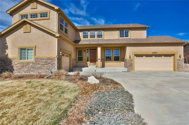 12457 Creekhurst Drive, Colorado Springs, CO 80921 (MLS #6053362) :: Neuhaus Real Estate, Inc.