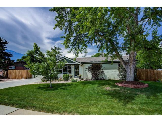 3659 W Chenango Avenue, Denver, CO 80123 (#6053674) :: The Peak Properties Group