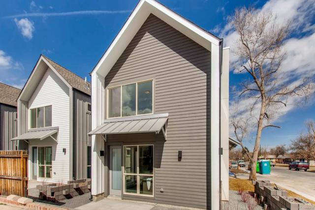 2819 Jackson Street, Denver, CO 80205 (#6053855) :: The HomeSmiths Team - Keller Williams