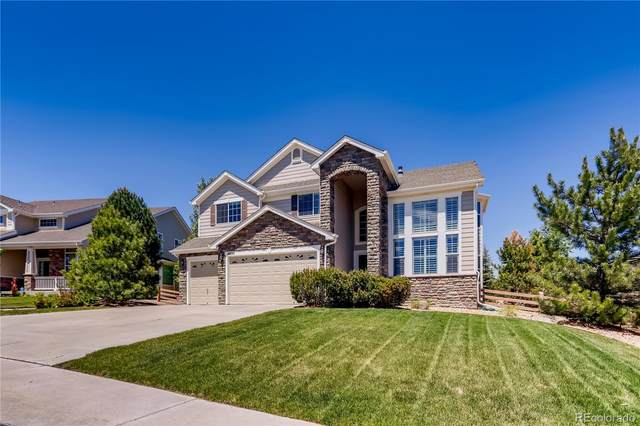 4835 Craftsman Drive, Parker, CO 80134 (MLS #6054054) :: Find Colorado