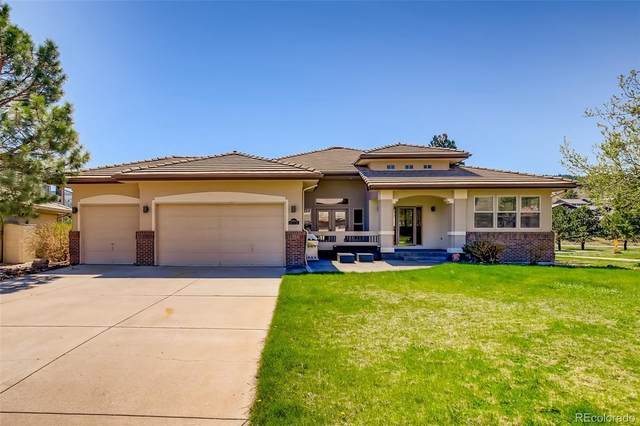 6449 Spotted Fawn Run, Littleton, CO 80125 (#6054182) :: Wisdom Real Estate