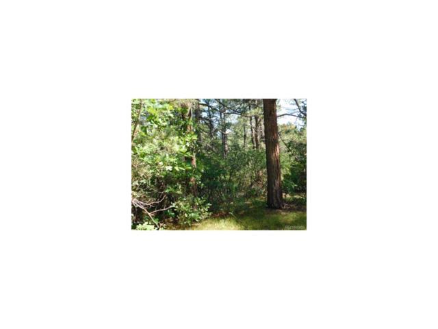 725 Weston Road, Larkspur, CO 80118 (MLS #6054388) :: 8z Real Estate
