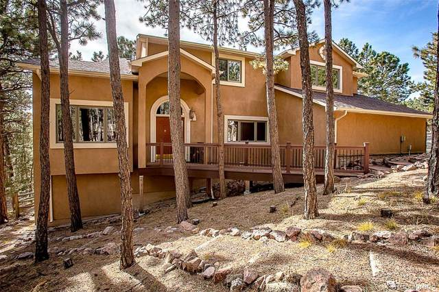 210 Lodgepole Way, Monument, CO 80132 (#6054944) :: The Healey Group