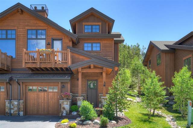 38 Dewey Placer Drive, Breckenridge, CO 80424 (MLS #6055768) :: Kittle Real Estate