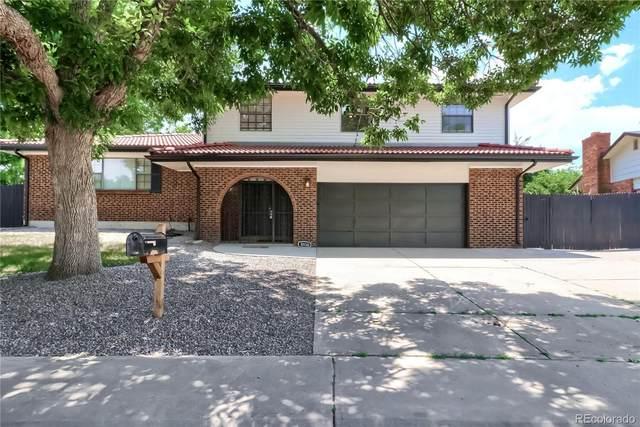 10130 Newyork Place, Denver, CO 80247 (#6055914) :: Venterra Real Estate LLC