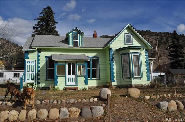 846 Miner Street, Idaho Springs, CO 80452 (#6056026) :: The Margolis Team