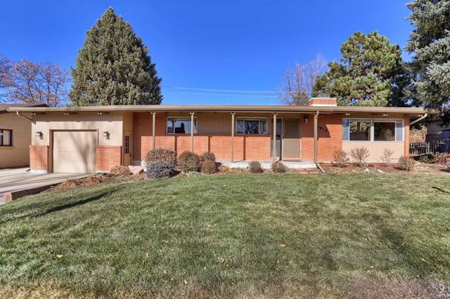 3014 Drakestone Drive, Colorado Springs, CO 80909 (#6056797) :: 5281 Exclusive Homes Realty