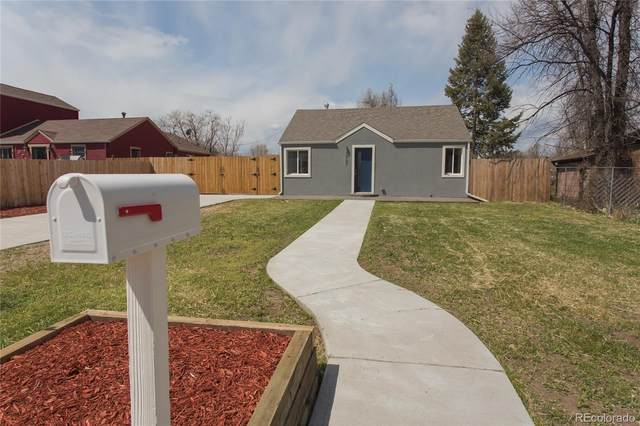 1967 S Zuni Street, Denver, CO 80223 (MLS #6056930) :: 8z Real Estate