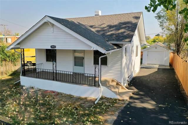 1462 Depew Street, Lakewood, CO 80214 (MLS #6057007) :: Kittle Real Estate