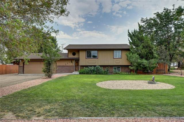 820 S Denver Avenue, Fort Lupton, CO 80621 (#6057023) :: James Crocker Team