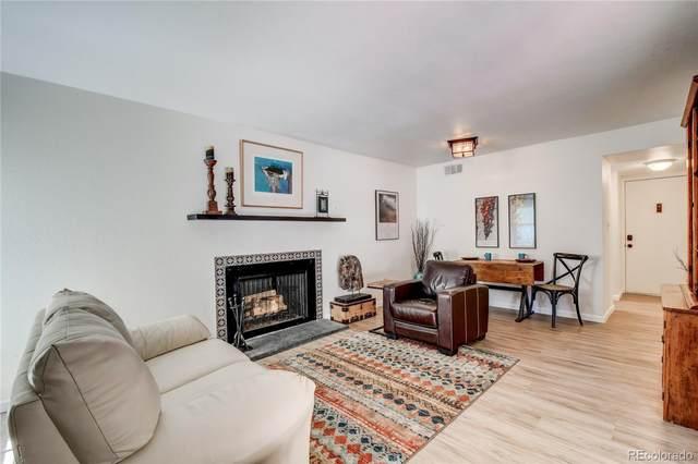 14934 E Hampden Circle #3, Aurora, CO 80014 (#6057223) :: Briggs American Properties