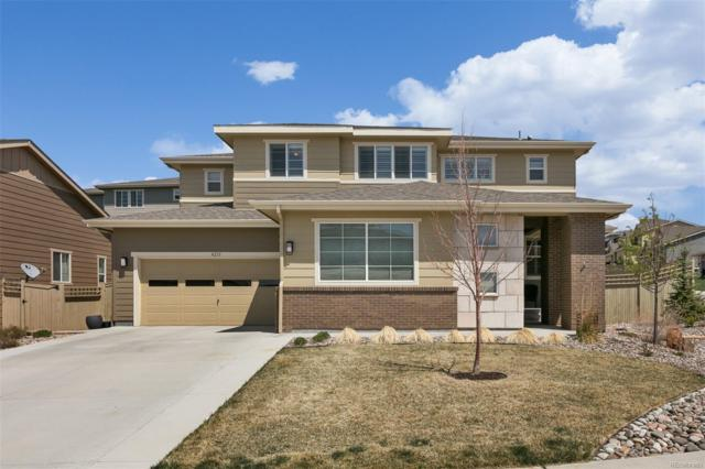 4235 Manorbrier Circle, Castle Rock, CO 80104 (#6057539) :: The Galo Garrido Group