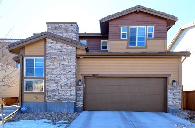 14783 Domino Drive, Parker, CO 80134 (MLS #6057617) :: Bliss Realty Group