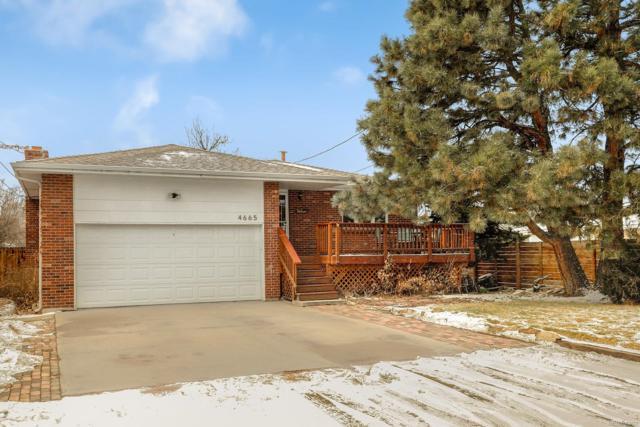 4665 Newton Street, Denver, CO 80211 (#6057737) :: House Hunters Colorado