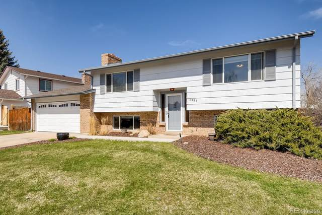 6995 W Rowland Avenue, Littleton, CO 80128 (MLS #6058003) :: 8z Real Estate