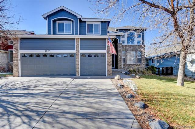 7647 Crystal Lake Court, Littleton, CO 80125 (#6058293) :: Realty ONE Group Five Star
