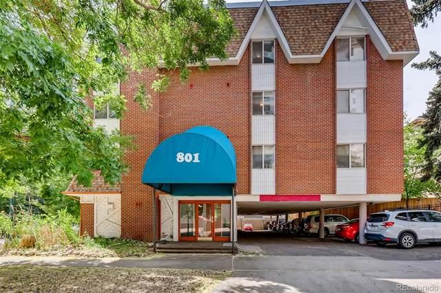 801 N Pennsylvania Street #406, Denver, CO 80203 (#6058979) :: Compass Colorado Realty