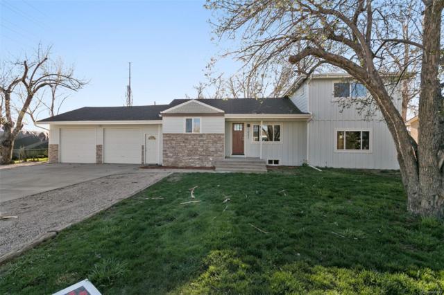 1027 Harlan Street, Lakewood, CO 80214 (#6059093) :: House Hunters Colorado