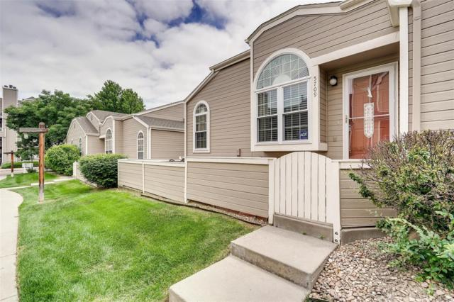 5709 W Asbury Place #103, Lakewood, CO 80227 (#6059323) :: HomeSmart Realty Group