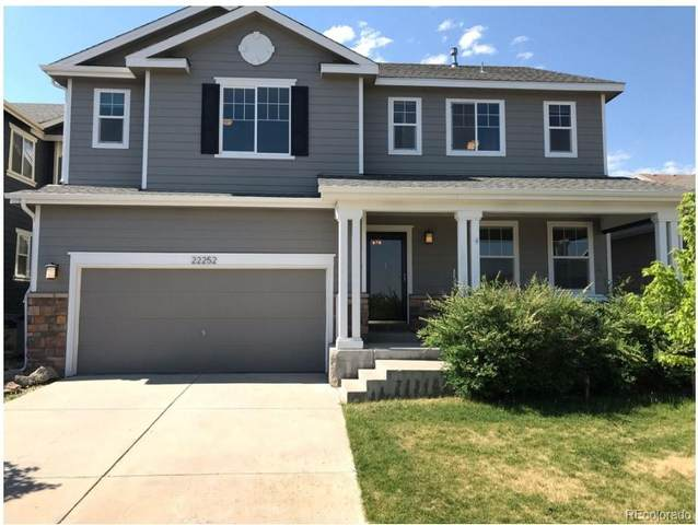 22252 E Bellewood Place, Aurora, CO 80015 (#6059404) :: The DeGrood Team