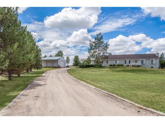36194 Winchester Road, Elizabeth, CO 80107 (MLS #6059871) :: 8z Real Estate