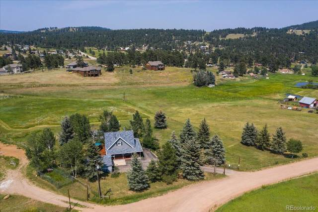 23489 Otowi Road, Indian Hills, CO 80454 (#6060092) :: The Gilbert Group