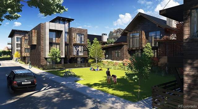 2800 Rowhouse Drive D5, Steamboat Springs, CO 80487 (#6060291) :: The Dixon Group