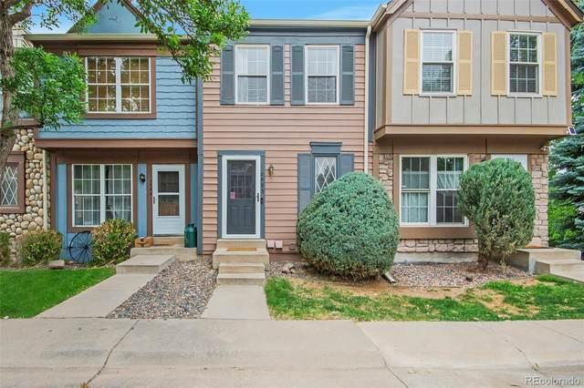 2593 E Nichols Circle, Centennial, CO 80122 (MLS #6060935) :: 8z Real Estate