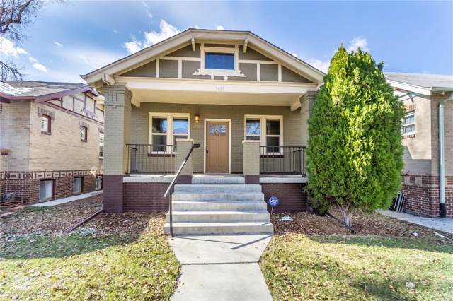 1407 Quitman Street, Denver, CO 80204 (#6061151) :: Mile High Luxury Real Estate