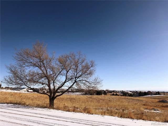 Snowbrush Drive, Peyton, CO 80831 (MLS #6061500) :: 8z Real Estate