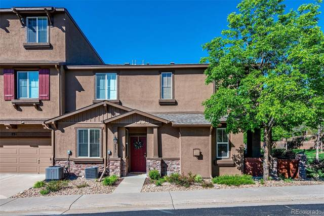 10564 Graymont Lane A, Highlands Ranch, CO 80126 (#6061656) :: The DeGrood Team