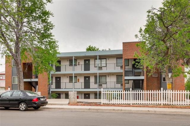 980 S Dexter Street, Denver, CO 80246 (#6061719) :: The Griffith Home Team