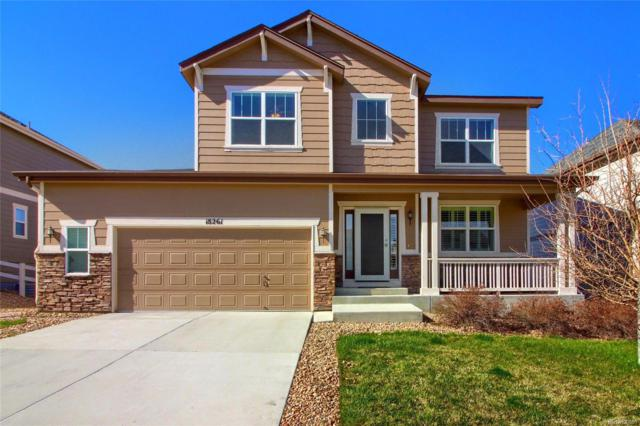18261 Shadbury Lane, Parker, CO 80134 (#6062206) :: 5281 Exclusive Homes Realty