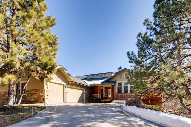 7302 Woodglen Place, Castle Pines, CO 80108 (MLS #6062310) :: 8z Real Estate